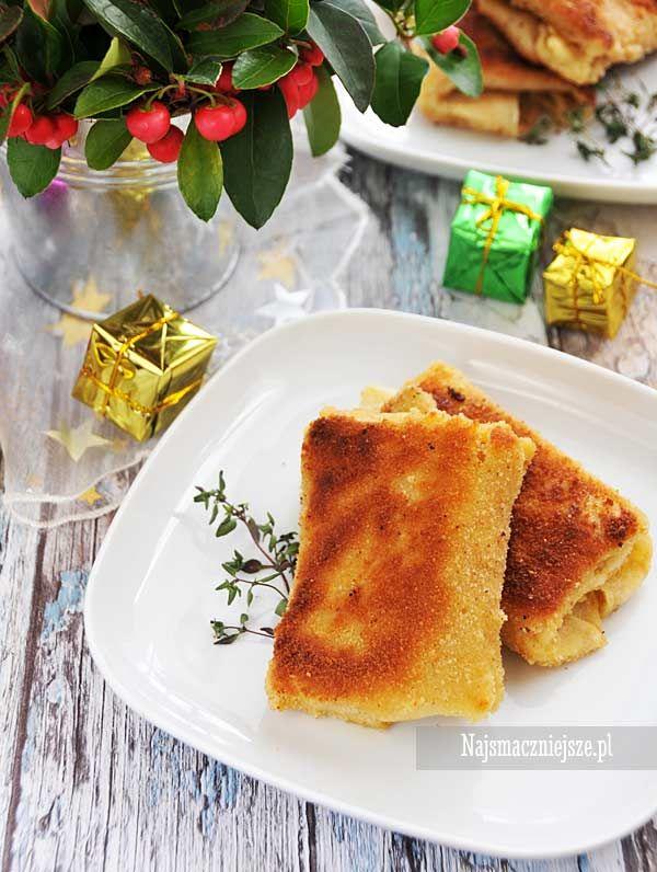 #Krokiety z kapustą i czerwoną soczewicą #wigilia #obiad #kapusta #soczewica #food #najsmaczniejsze