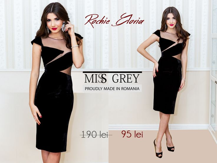 I'm so excited that I found this sexy occasion dress at a super price! https://missgrey.ro/ro/home/rochie-gloria/245?utm_campaign=reduceri_ianuarie&utm_medium=gloria_postare&utm_source=pinterest_produs
