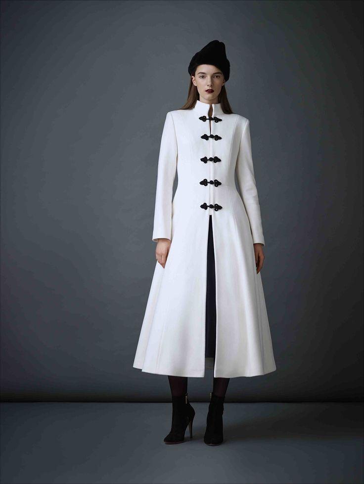Long winter coats for women