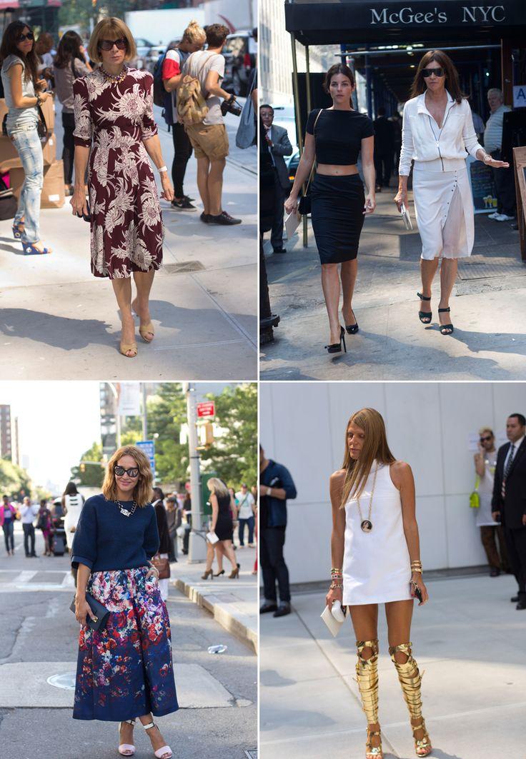 fashion editors