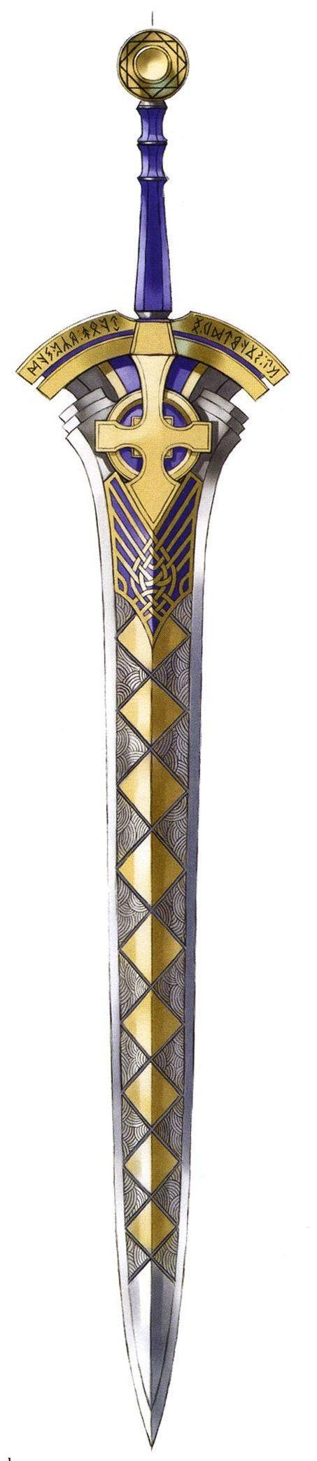 Espada, templarios