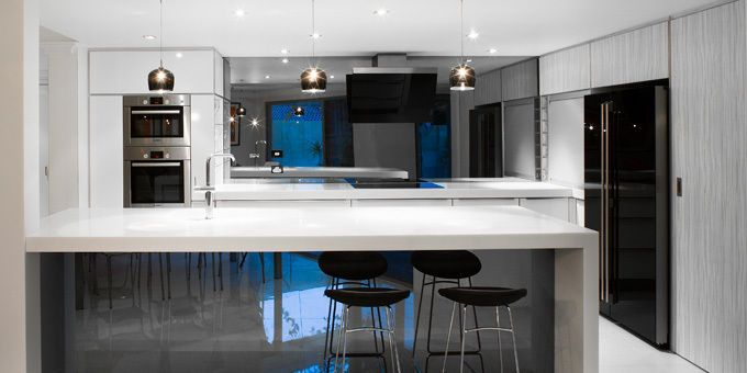 Sleek Kitchen Design