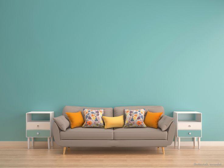 Die 25+ Besten Ideen Zu Wandfarbe Türkis Auf Pinterest | Türkis ... Farbe Einfamilienhaus Trkis