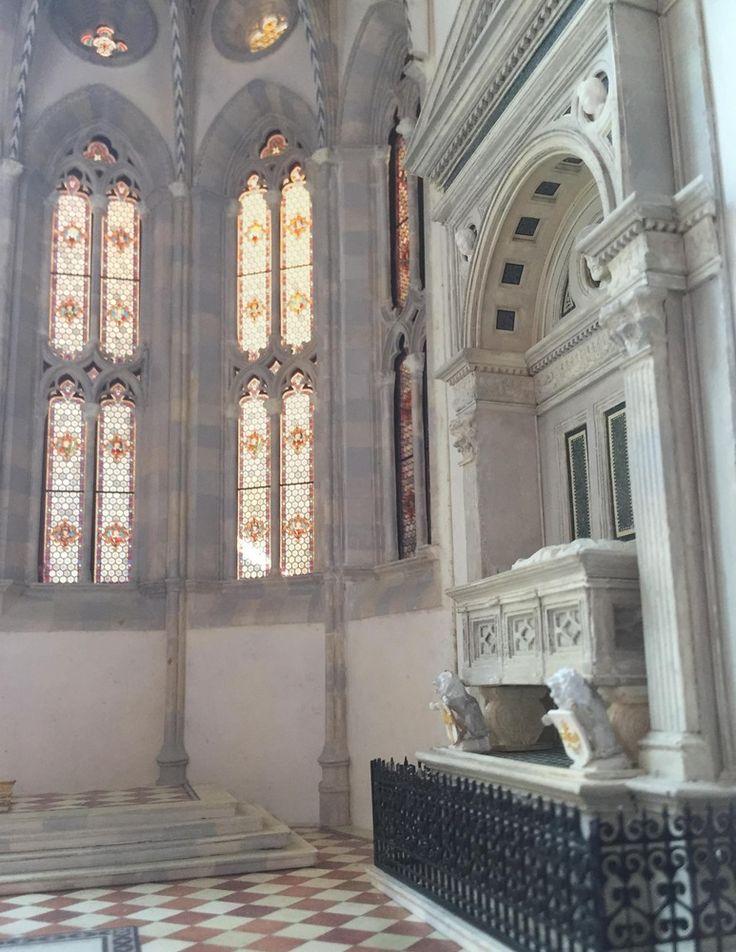 Galeria - Artista cria modelo em escala de uma Catedral Gótica Italiana - 5