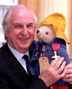 Michael Bond, Author and Creator of Paddington Bear