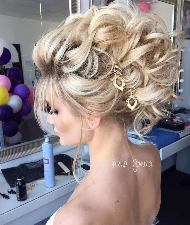 Make up💄 & Hair 💁 von mir # art4studio #trucco #hair #hairstyle #wedding #make …