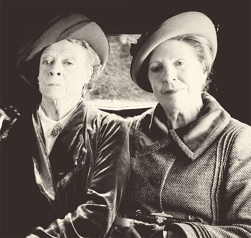 29 best images about Dowager countess on Pinterest ...