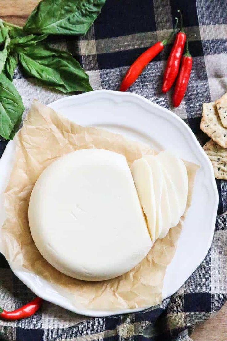 Real Vegan Mozzarella Cheese