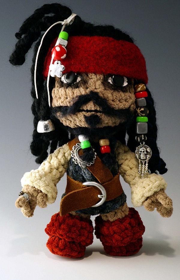 I want a Jack Sparrow Sackboy, Tab!!! Arts and Crafts ...