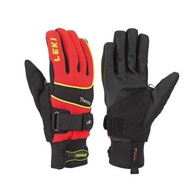 Other Downhill Skiing 1302: Leki Shark Thermo Gloves Size Large 63884743 2013/14 Closeouts -> BUY IT NOW ONLY: $39.99 on eBay!