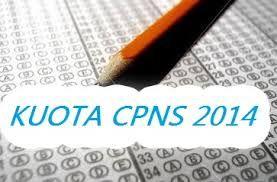Penerimaan dan Pendaftaran CPNS 2014 - Tahun 2014 ini pemerintah akan melakukan penerimaan 60.000 PNS (Pegawwai Negeri Sipil) dan 40.000 PPPK (Pegawai Pemerintah dengan Perjanjian Kerja). Hal tersebut dikemukakan oleh Wakil Menteri PAN-RB (Pendayagunaan Aparatu Negara ), Eko Prasojo di Jakarta pada hari Senin (/5/5).