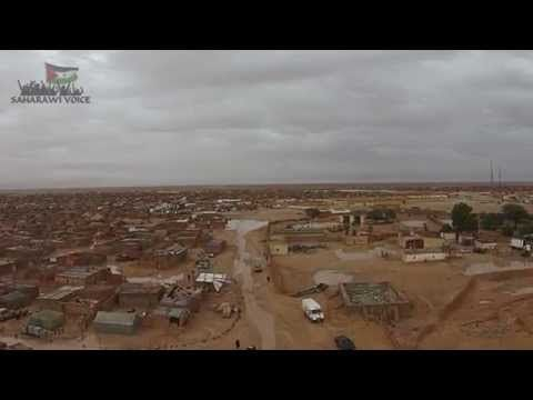 floods in Saharawi refugee camps