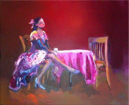 ARTIST LISBETH ELLINOR