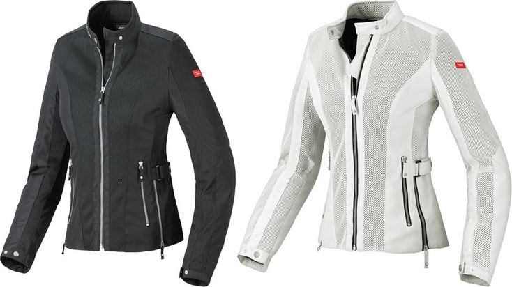The perfect women's summer motorcycle riding jacket