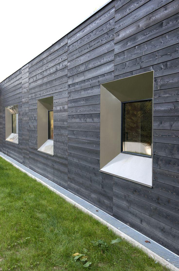 Casa War / A+B architectes dplg