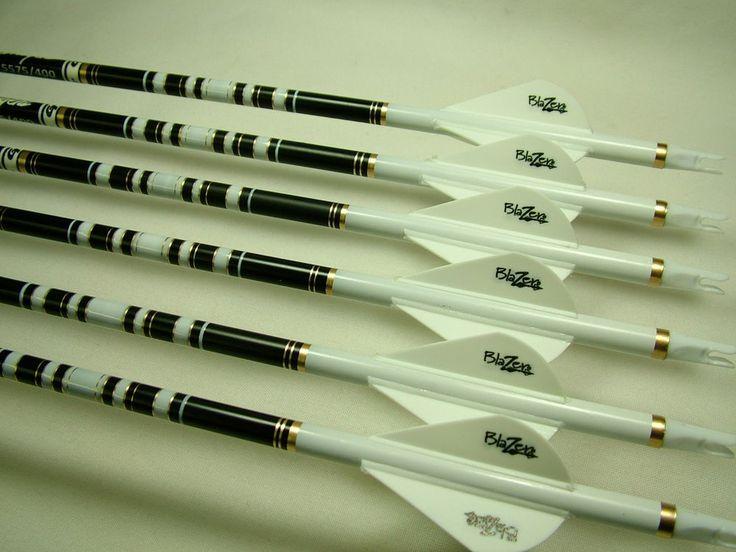 Goldtip/Ted Nugent Carbon Arrows #GoldtipTedNugentSeries