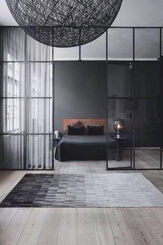 Luxuriöse und moderne Schlafzimmer