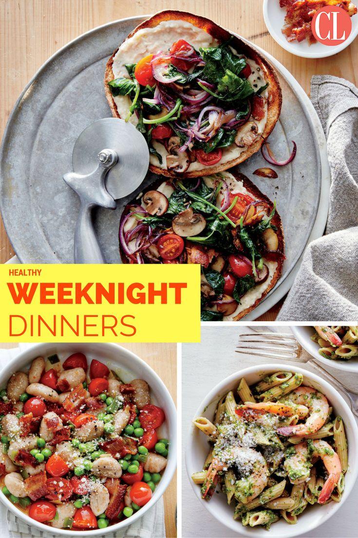 Light easy dinner recipes