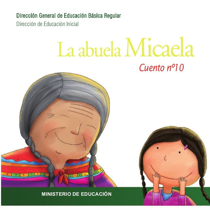 MINEDU. Cuentos 10 castellano