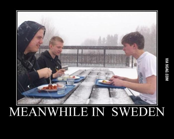Sverige!!!