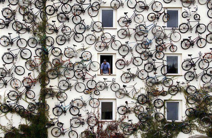 ça fait beaucoup de vélos ! :D