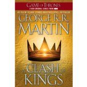 A Clash of Kings is the second book in the hardcore fantasy series, A Song of Ice and Fire, by George R. R. Martin. This series is not for those looking for a happily ever after ending or a romanticized approach to the fantasy genre. It is gritty & graphic and weaves an epic tale of intrigue, warfare, and sex. Characters are very well developed and complex, no one is safe. Well worth the read if this is up your alley.