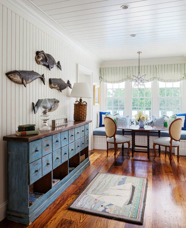 Coastal home decor with a nautical and ocean life inspired whale  art rustic beach look the blue cupboard is fantastic 2257 best Living images on Pinterest room designs