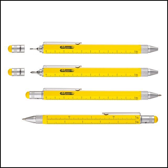 Troika Construction Pen, $32.00