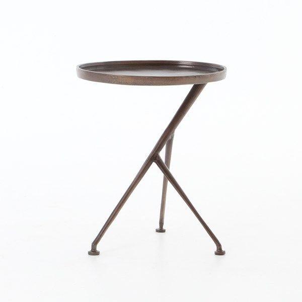 Marlow Schmidt Accent Table With Angular Legs By Four Hands At Furniture  Barn U0026 Manor House