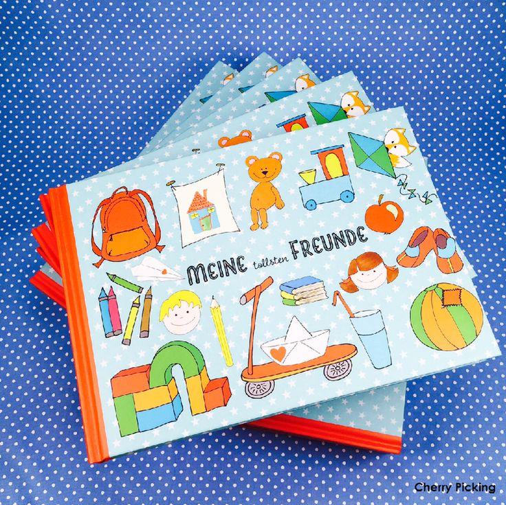 die 25 besten ideen zu freundebuch kindergarten auf pinterest lehrer danke zitate. Black Bedroom Furniture Sets. Home Design Ideas