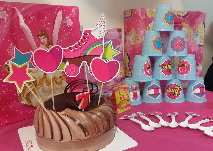 48 best images about soyluna fiesta on pinterest toys r - Decoracion fiesta cumpleanos ...
