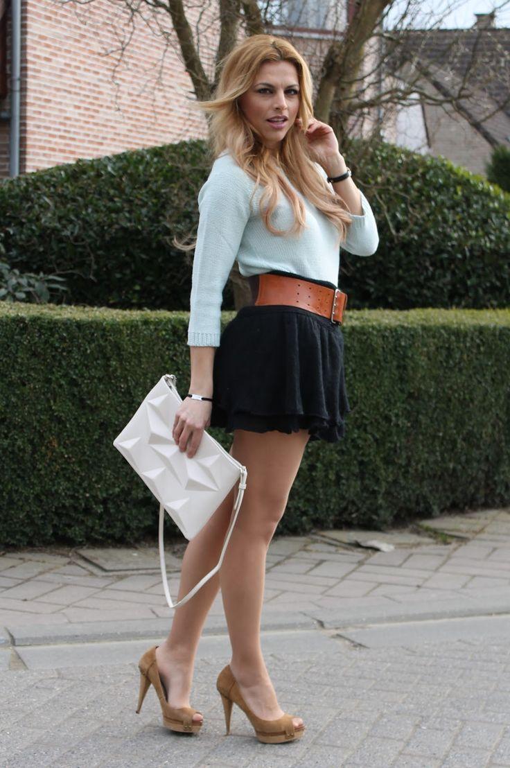 women skirts high heels - photo #27
