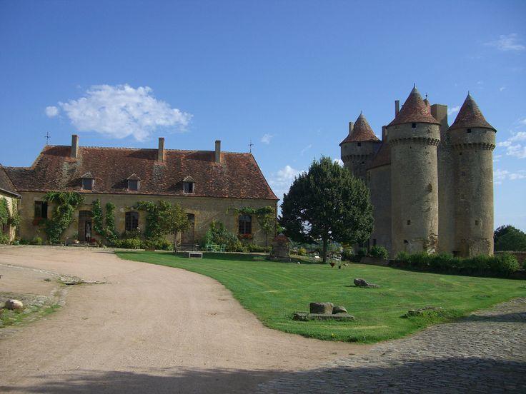 sarzay le chateau
