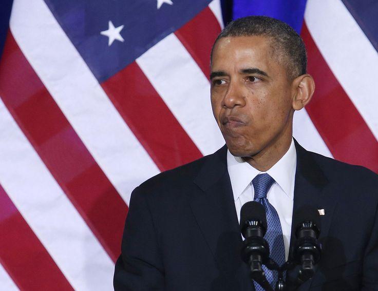 Barack Obama Photos: Barack Obama Discusses Signals Intelligence Programs