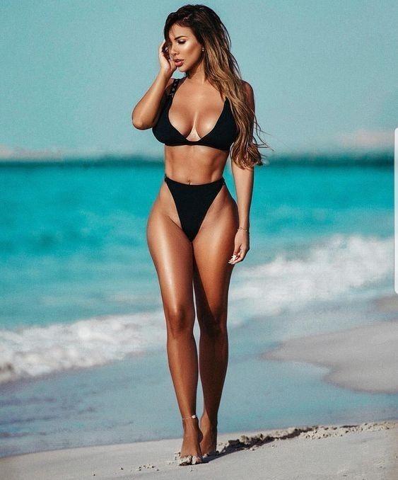 4968f4f46770 Long leg perfection   Legs in bikinis bras and panties !! in 2019   Bikini  girls, Bikinis, Hot bikini