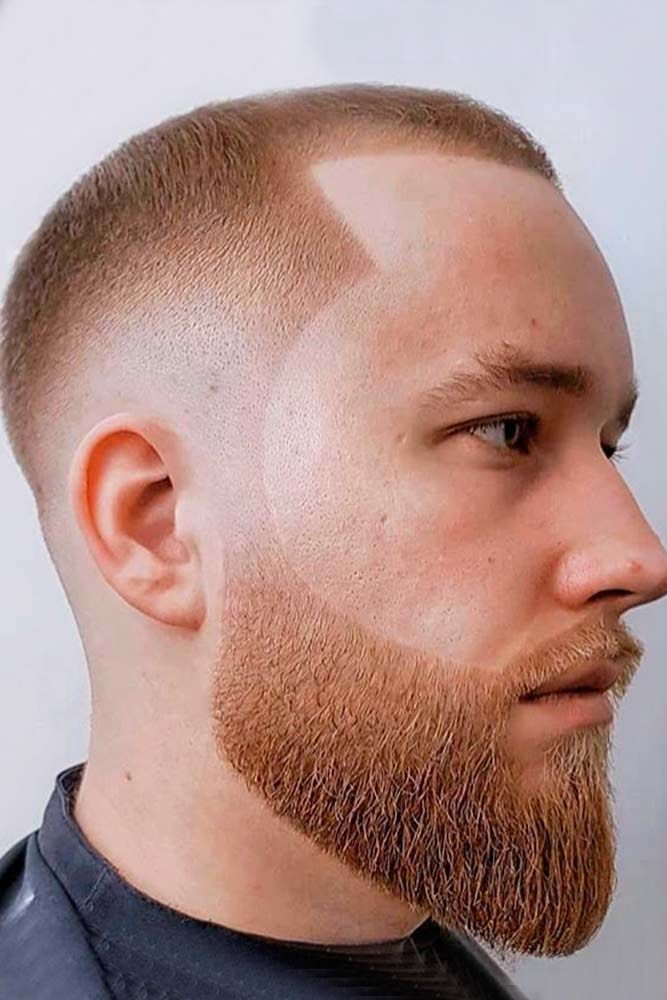 27 Trendy Ways To Upgrade High And Tight Cut Haircut Pinterest