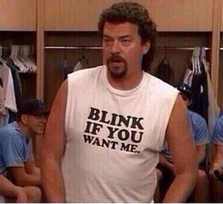Blink If You Want Me shirt Kenny Powers tee funny quote meme eastbound and down #Gildan #GraphicTee