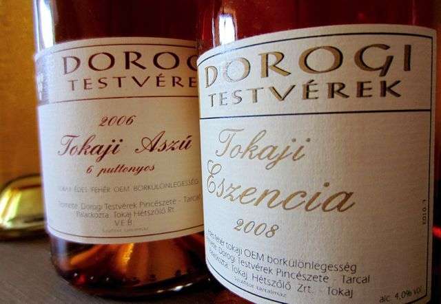 The Dorogi brothers produce expressive, traditionally styled wines from the 8 hectares of mixed vineyards that they farm.