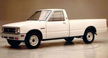 1982–85 Isuzu P'up Regular Cab (KB) '1981–85