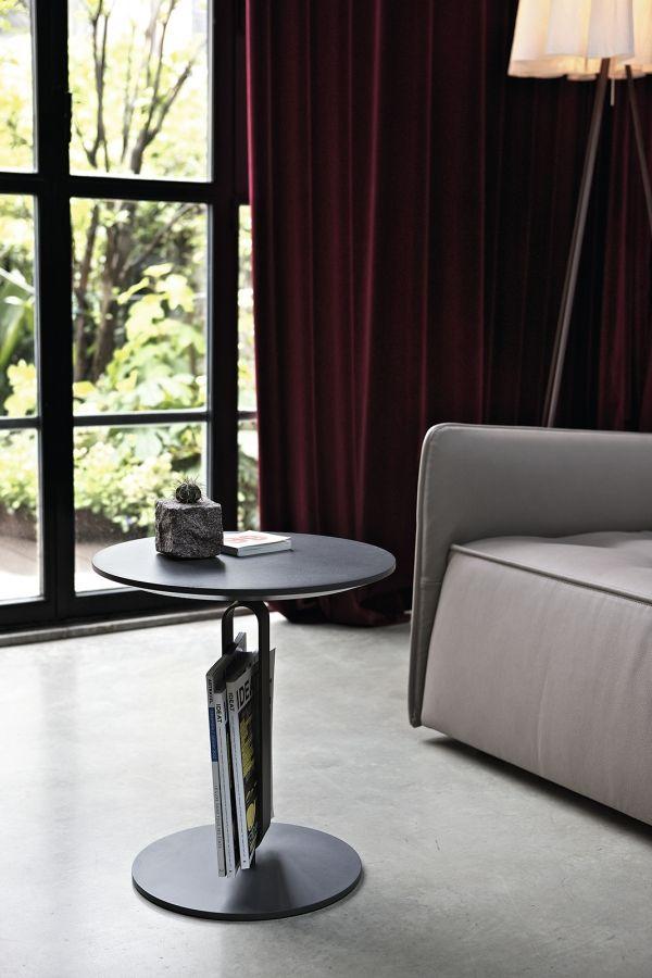 45 best Bontempi Casa images on Pinterest Dining room tables - moderner runder glasesstisch ac molteni