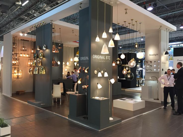 We are exhibiting our latest collections at #LIGHT in Warsaw this week - come and see us if you're in town! #LightPoland #lightingfair #OriginalBTC#exhibition