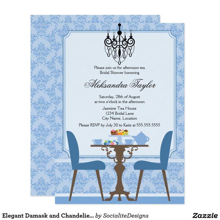 20 best Tea Party Invitation Template images on Pinterest | Invites ...