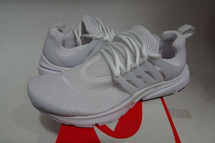 Nike Air Presto White/White-Black Ref 848132-100