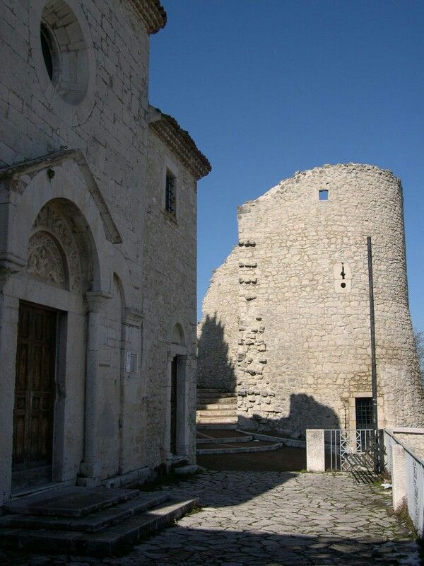 Church of San Bartolomeo in Campobasso, Italy