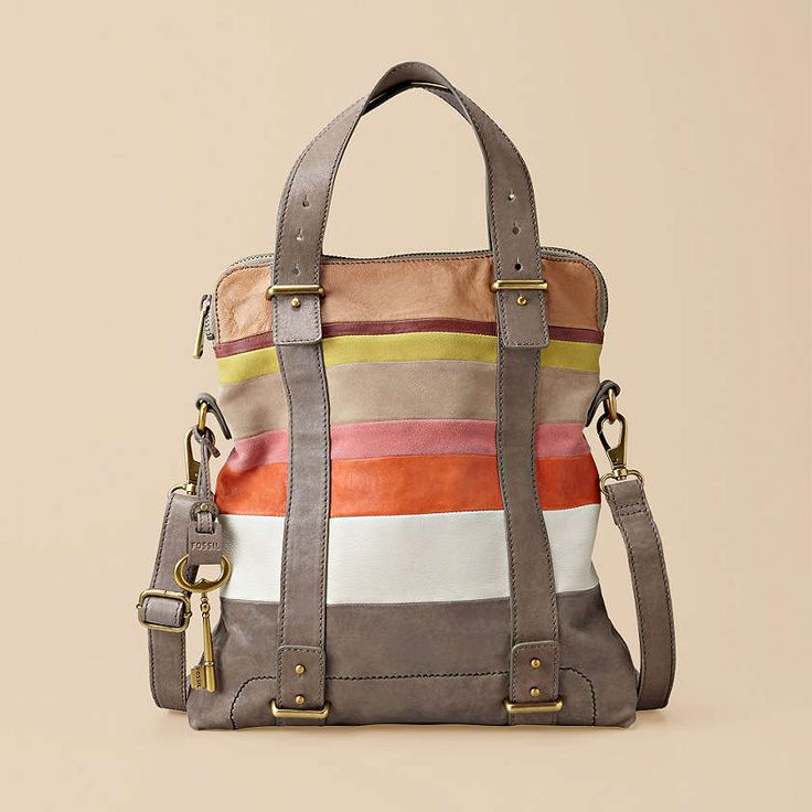 one of my favorite parts of Pinterest, window shopping!: Fossil Bags, Style, Handbags, Color, Clothing, Fossil Purses, Fossils, Mason Totes, Leather Bags