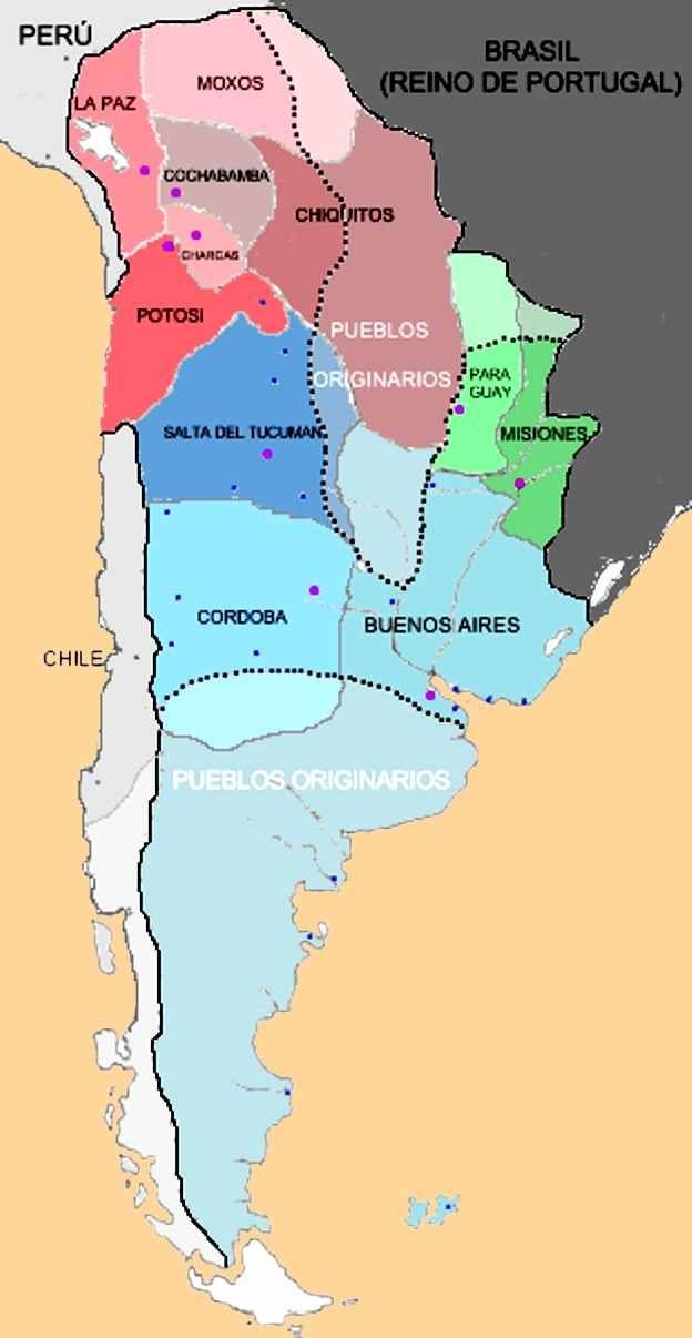 Creación del Virreinato del Río de la Plata | Historia II