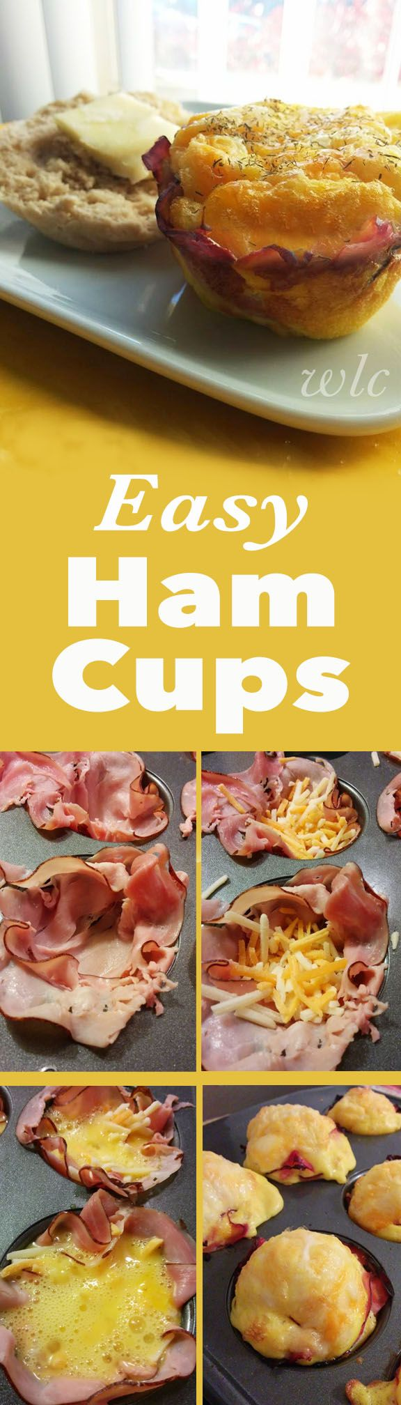 Perfect Saturday Morning Breakfast. #ham #eggs #cheese