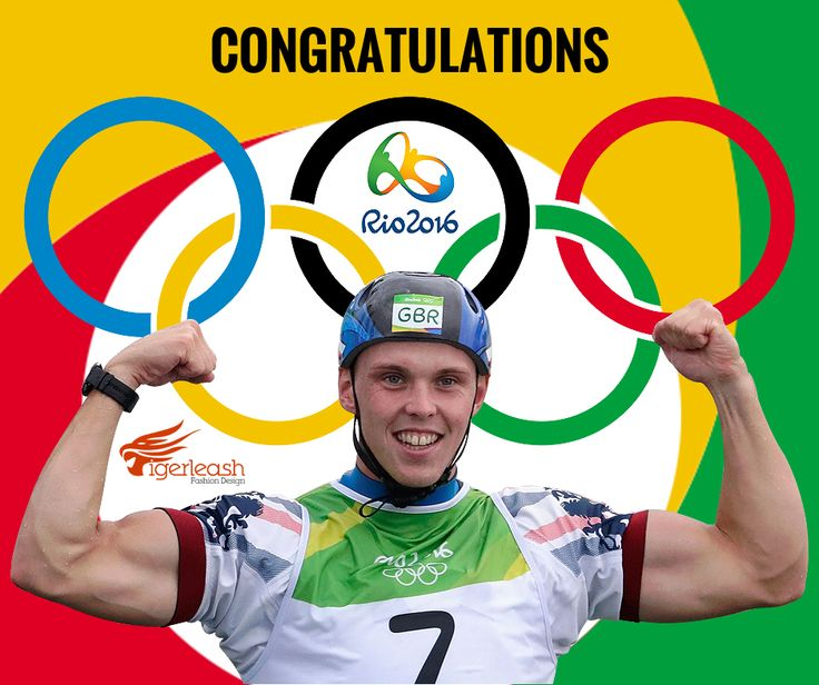 Heartily congratulations to Kayaker #Joe #Clarke for making Britain proud in #Rio #Olympics2016