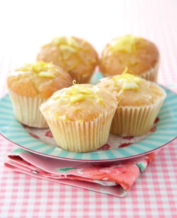 These Lemon Drizzle Cupcakes are the perfect treat this spring.  Make them for your guests, or for yourself. We promise not to tell...
