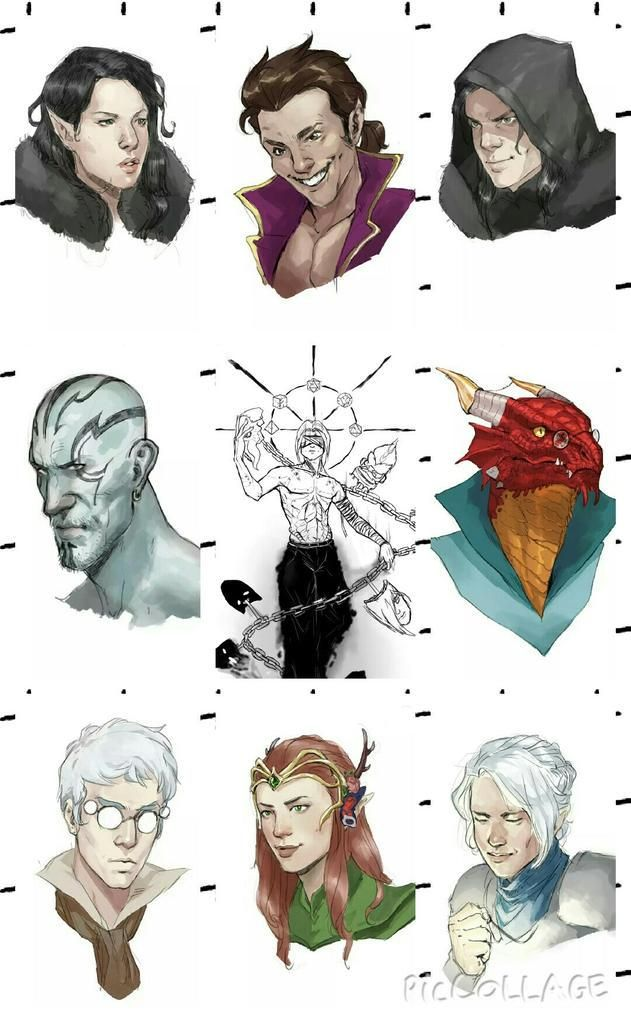16 Criticalrolefanart Hashtag On Twitter: Geek And Sundry Images On